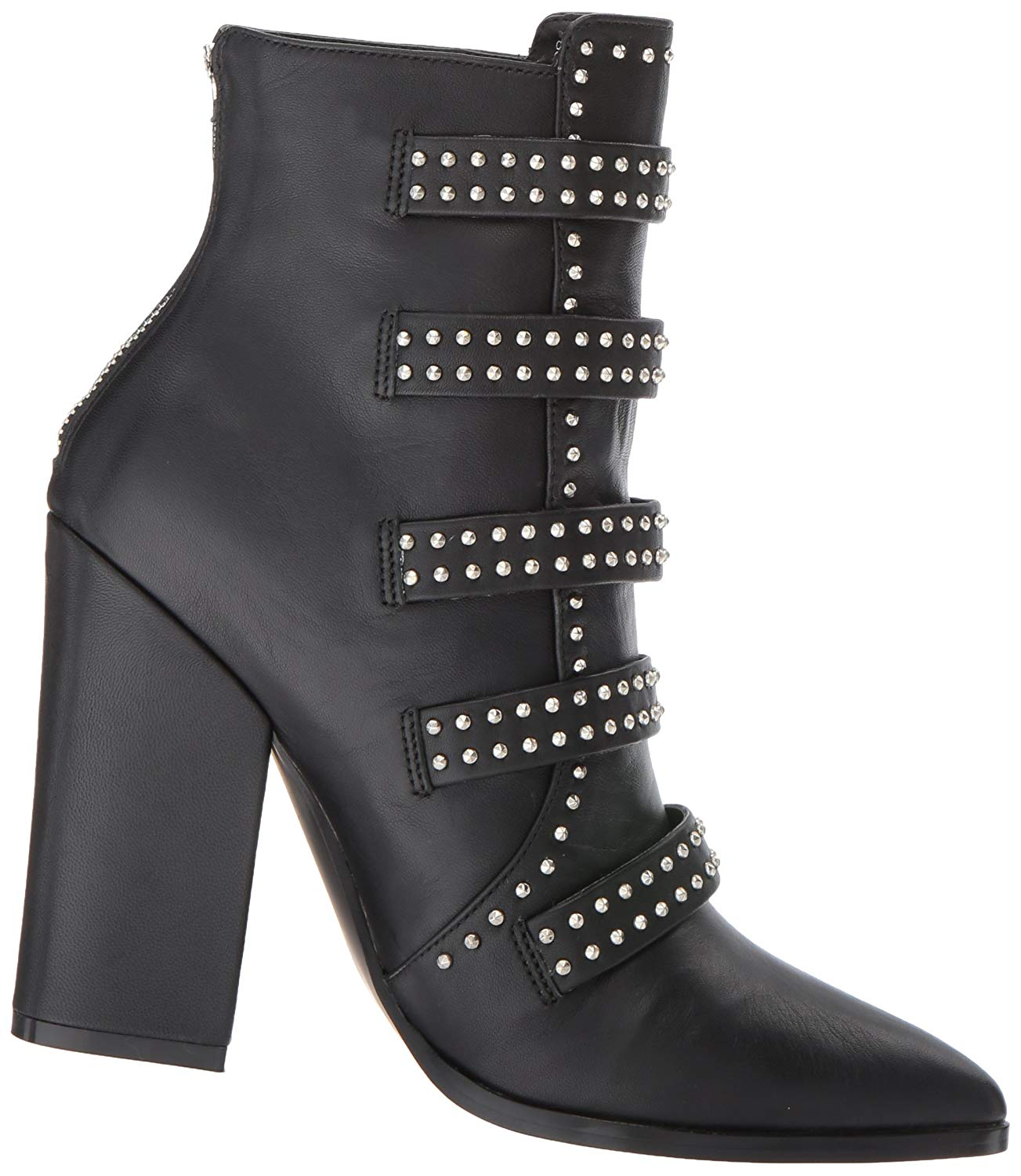 cb624496cf6 Steve Madden Womens Comet Pointed Toe Ankle Fashion Boots