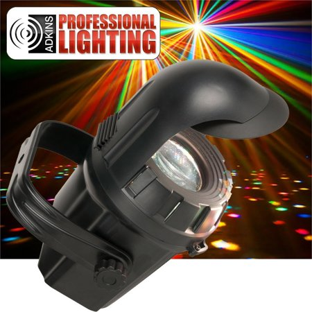 Micro Moonflower Burst LED DJ Lighting Effect - Twice as bright as the ADJ