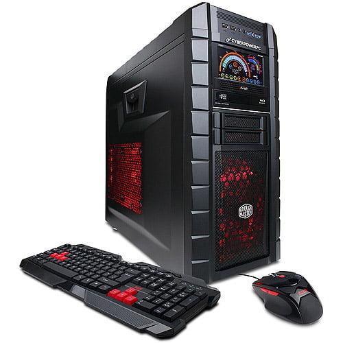 CyberpowerPC Gamer Aqua GLC2200 Desktop PC with Intel Core i7-3770K Processor, 16GB Memory, 2TB Hard Drive and Windows 8 (Monitor Not Included)