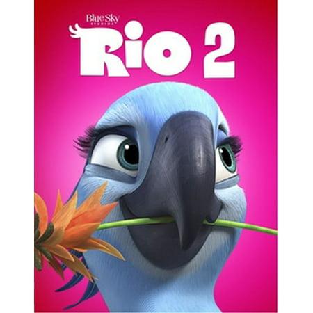 Rio 2 (Blu-ray) ()