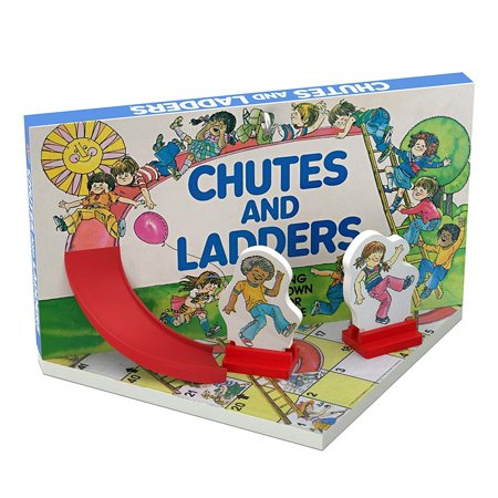 Hallmark Family Game Night Chutes and Ladders Ornament Hobbies & Interests,Toys & (Night Light Ornament)