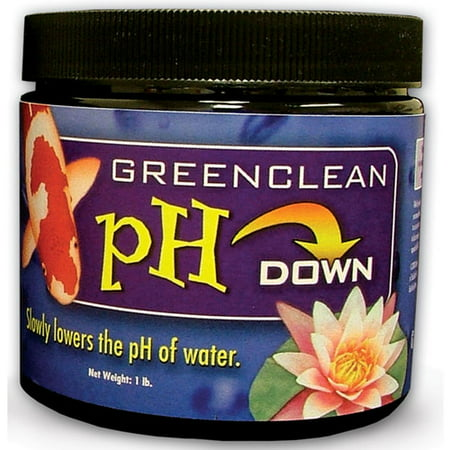 Greenclean Ph Down For Ponds   1 Lb