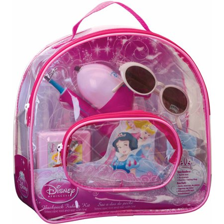 Shakespeare Disney Princess Backpack Fishing Kit