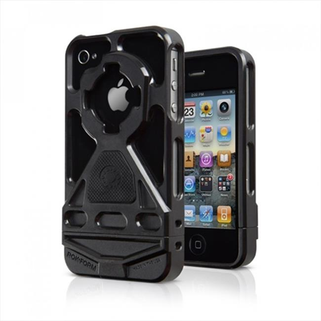 Rokbed 300406 iPhone 4 & 4s Mountable Case with Bonus Car Mount by Rokform, Orange - image 1 of 1