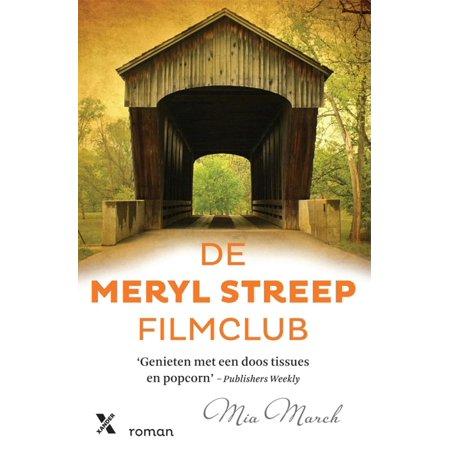 De Meryl Streep filmclub - eBook (Meryl Streep Tommy Lee Jones Steve Carell)