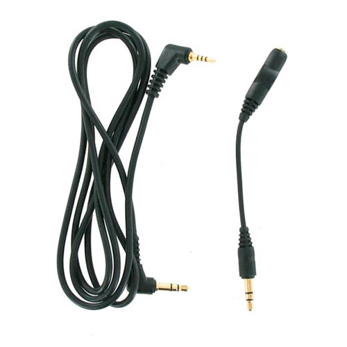 OEM Verizon Universal Adapter Cable Kit - 3.5mm to 2.5mm