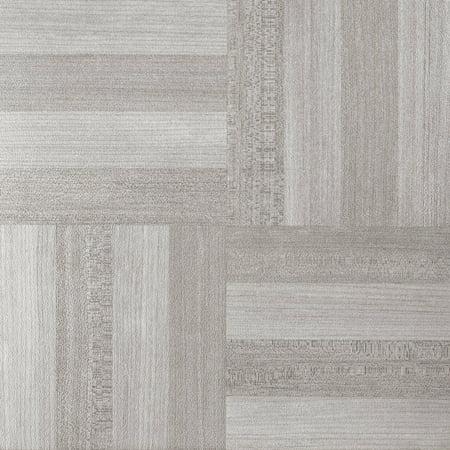 Nexus Ash Grey Wood 12 Quot X 12 Quot Self Adhesive Vinyl Floor
