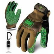 Ironclad Performance Wear EXO-PGG-05-XL Project Grip Gloves, XL