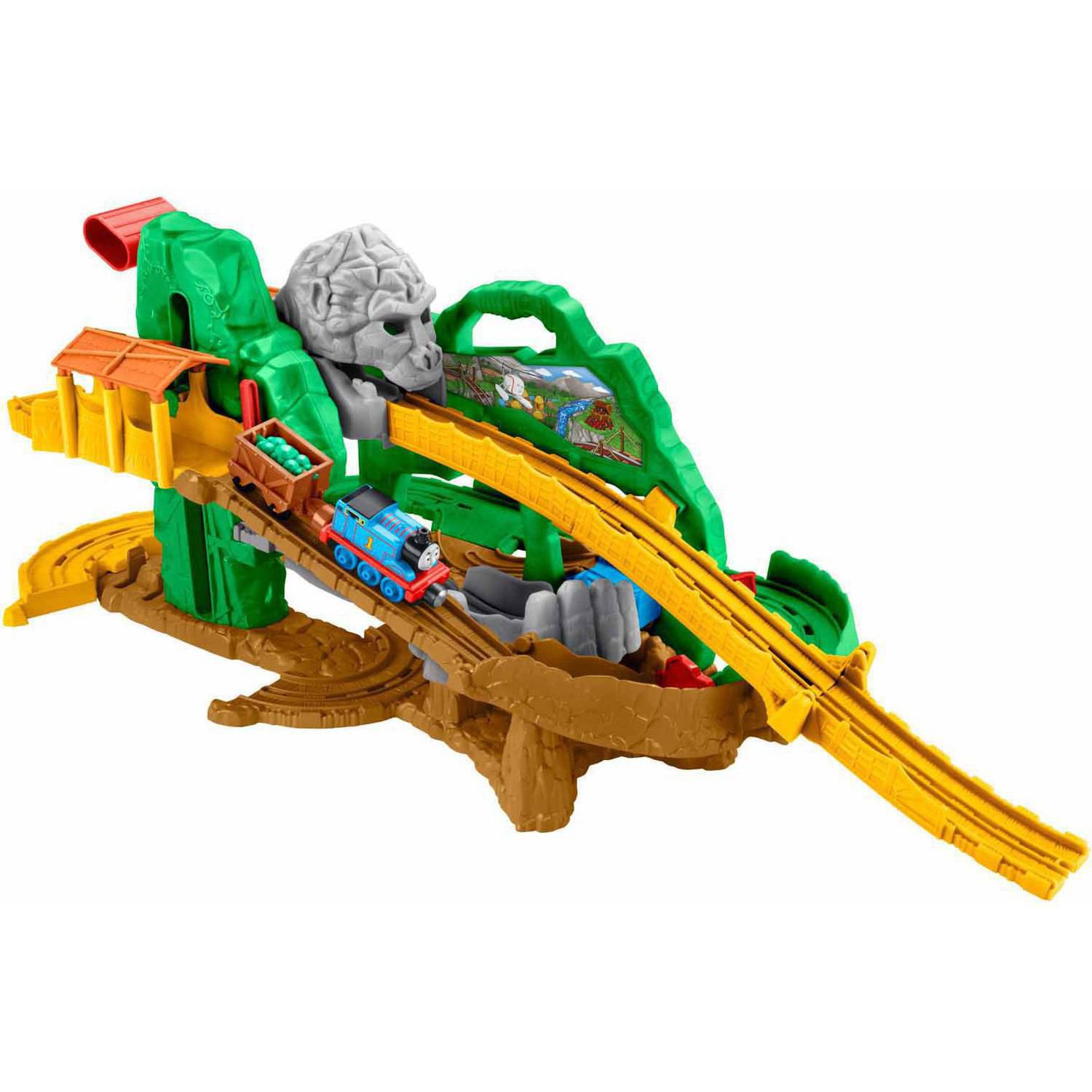 Fisher Price Thomas & Friends Take-N-Play Jungle Quest