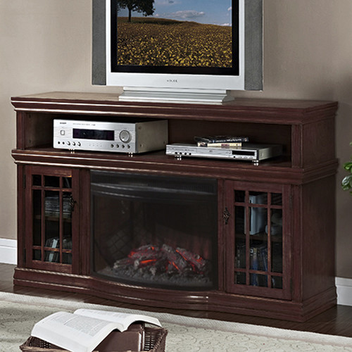 Greenway Muskoka Dwyer Media Console Electric Fireplace - Walmart.com