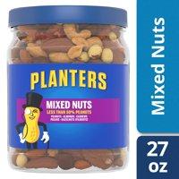 Planters Mixed Nuts, 27.0 oz Jar