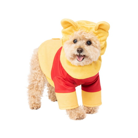 Winnie-the-Pooh Pet Costume - Size X-Large](Whinnie The Pooh Costume)