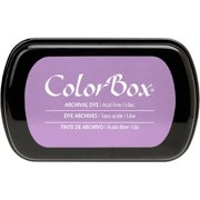 ColorBox Archival Dye Full Size Ink Pad-Lilac