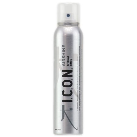 Icon Lighter Than Air With Shine Brilliant Spray (Size : 5 oz)