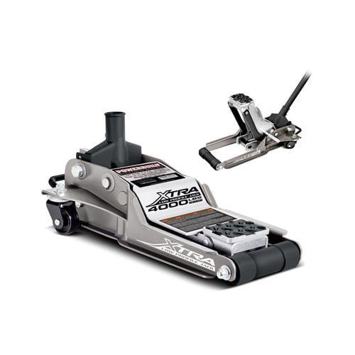 Alltrade Tools 620479 Lock N Lift Floor Jack, Xtra Low Profile, 2-Ton