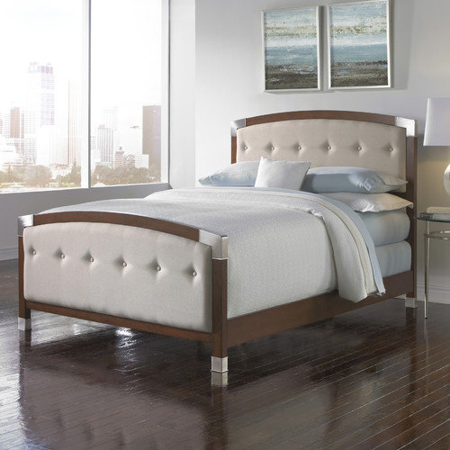 Fashion Bed Group Genesis Upholstered Panel Bed