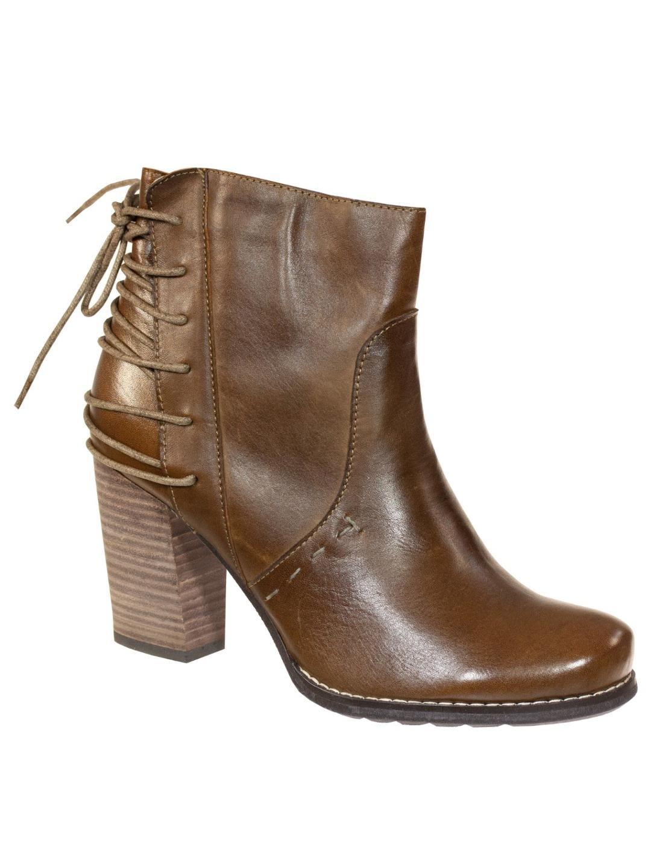 Corkys Footwear Elite Westie Women's Ankle Boots Shoe Natural 10 M by Corkys Footwear