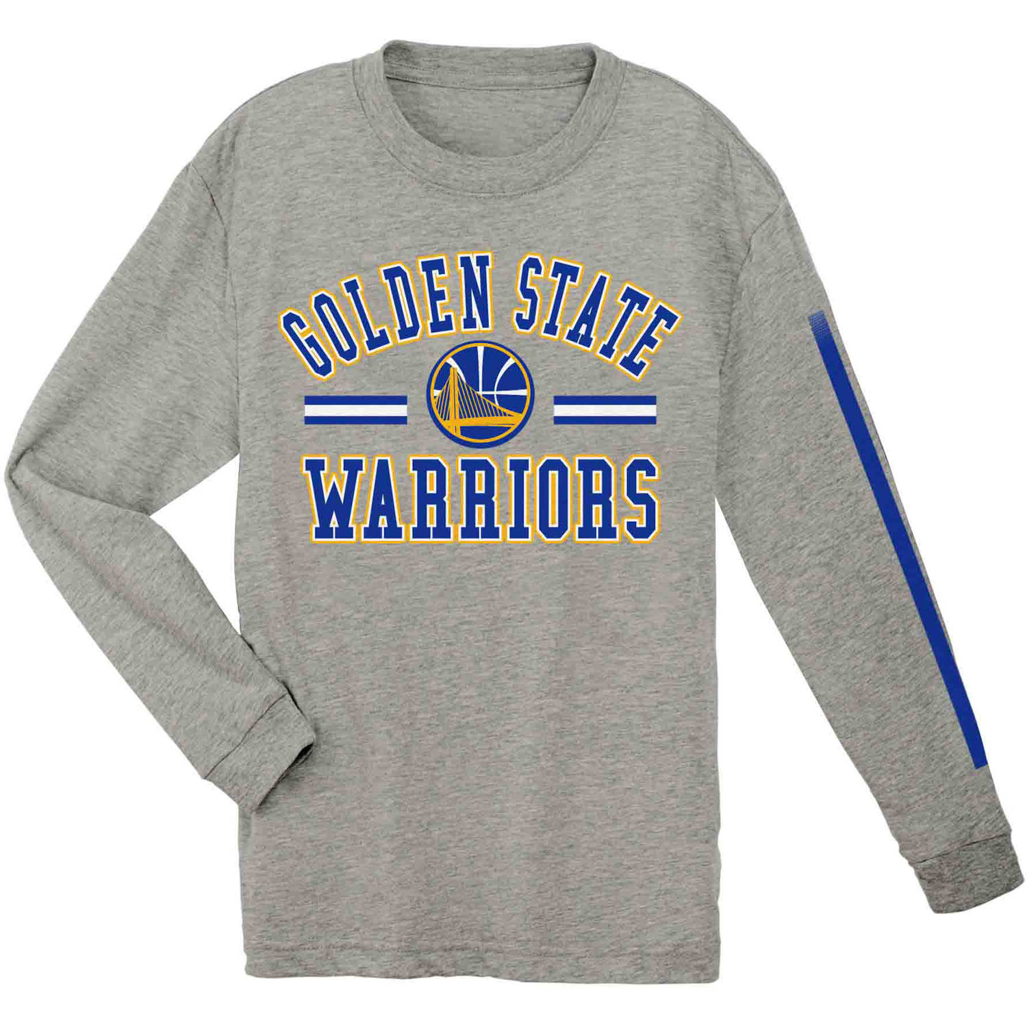 NBA Golden State Warriors Youth Team Long Sleeve Tee
