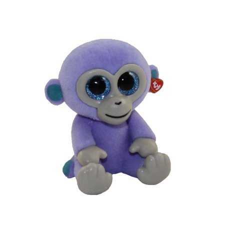 TY Beanie Boos - Mini Boo Figures Series 2 - BLUEBERRY the Monkey (2 inch)