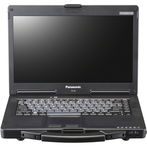 "Panasonic Toughbook 53 14"" Notebook w/ 4GB RAM, 500GB HDD, & Windows 8.1 Pro"