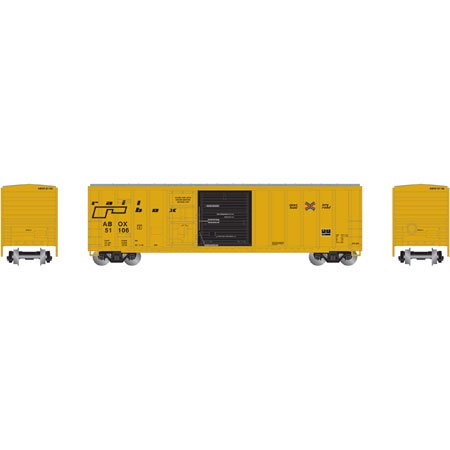Athearn 24232 N Railbox  Late  50 Fmc Combo Door Box Car  51106