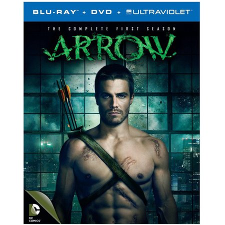 Colton Haynes Halloween (Arrow: The Complete First Season (Blu-ray +)