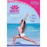 30dyc: 30 Day Yoga Challenge With Dashama Disc 1 by