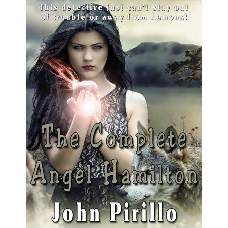 - The Complete Angel Hamilton - eBook