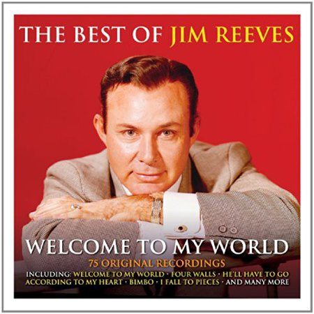 Welcome to My World the Best of (CD)