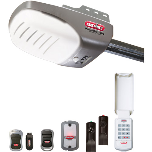 Genie 37282v Garage Door Opener with 1 HPc DC Screw