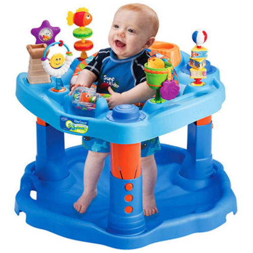 evenflo exersaucer activity center mega splash. Black Bedroom Furniture Sets. Home Design Ideas