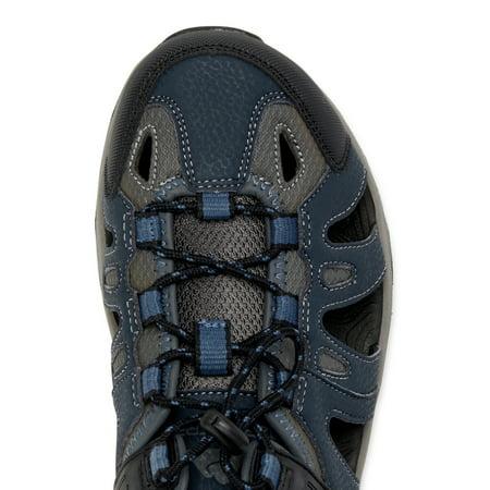 Ozark Trail Men's Blue Closed Toe Outdoor Sandal