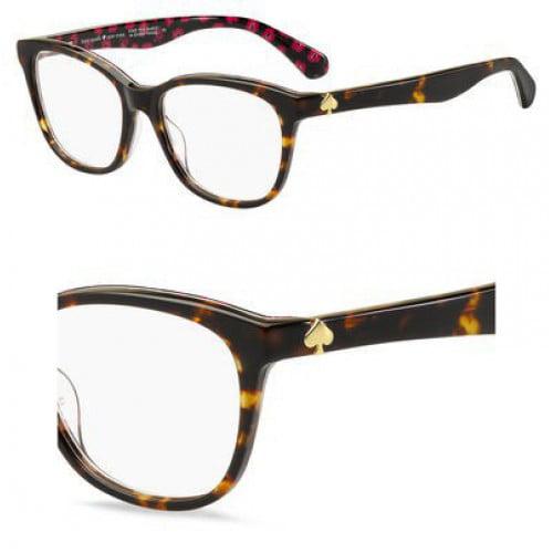 Kate Spade Atalina 2VM 51mm Women's Rectangle Eyeglasses