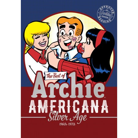 The Best of Archie Americana Vol. 2 : Silver Age