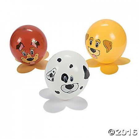 Puppy Dog Balloon Craft Kit Party Activity - Makes 12](Puppy Balloons)