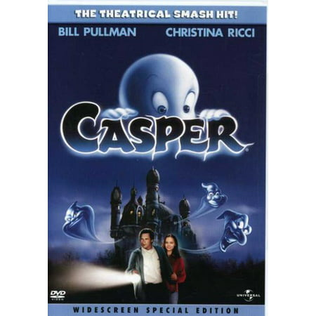 Casper Ghost Halloween Movie (Casper (DVD))
