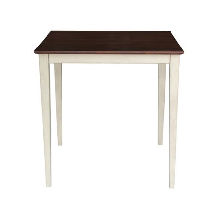 Charlton Home Geneseo Counter Height Pub Table