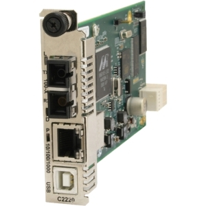 Transition Networks GIGABIT ENET ION CARD 10/100/1000 TO ...