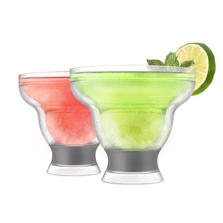 Margarita FREEZE Cooling Cups (set of 2) by HOST ()