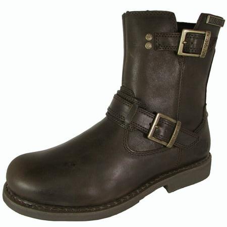 Harley Davidson Mens Blanchard Motorcycle Engineer Boot Shoes](Harley Flame Boots)