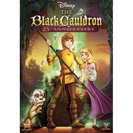 The Black Cauldron (DVD)](Top Childrens Halloween Films)