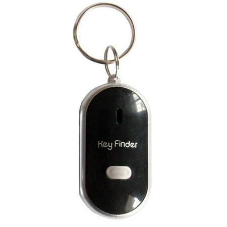 sound activated key finder keyring