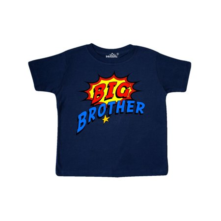 Big Brother Superhero Toddler - Superhero Spandex Shirts