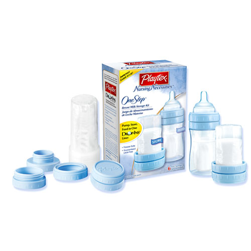 Playtex - Breast Milk Storage Kit, BPA Free