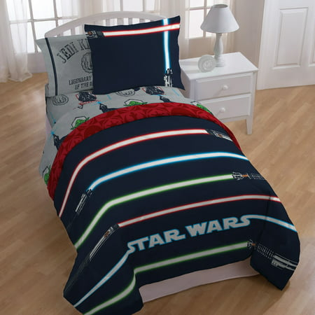 Star Wars Classic Lightsaber Full Bed In A Bag