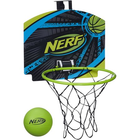 Nerf Sports Nerfoop Set, Green
