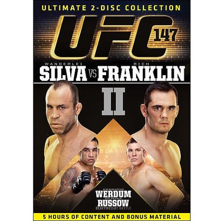 UFC 147: Silva Vs. Franklin