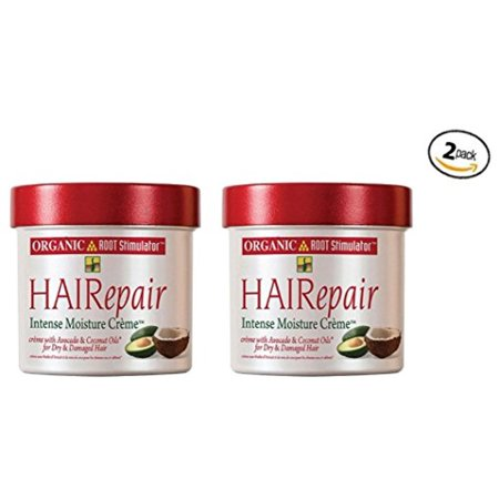 Organic Root Stimulator Hairepair Intense Moisture, 5 Ounce