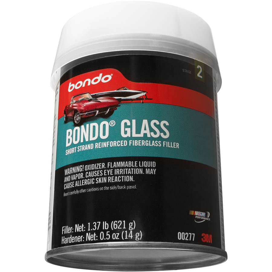 Bondo Glass Reinforced Filler, 1.37 lbs
