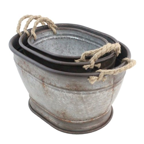 Selectives Justin Bucket (Set of 3)